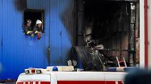 Angeblich sollen die Gastarbeiter gegen den Brandschutz verstoßen haben.