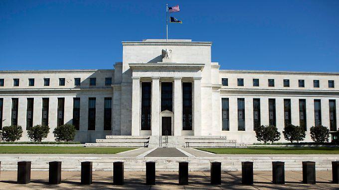 An welchen Programmen tüftelt die Fed wohl gerade?