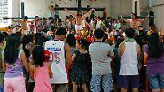 Karfreitags-Kreuzigungen auf Philippinen: Leiden wie Jesus Christus