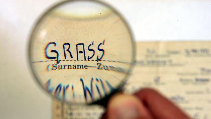 """""""Ist Grass wirklich so ignorant oder ist er ein berechnender Zyniker?"""", fragt sich US-Autor Goldhagen."""