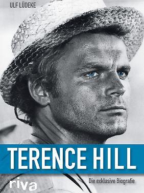 """Ulf Lüdeke """"Terence Hill: Die exklusive Biografie"""" ist bei riva erschienen."""