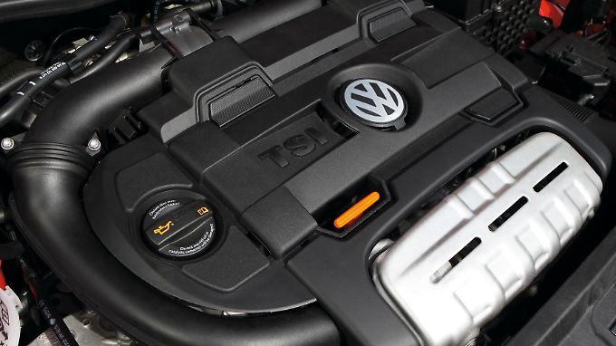 Vor allem die 1,4 TSI-Motoren der Modelle Golf, Touran und Tiguan sollen betroffen sein.