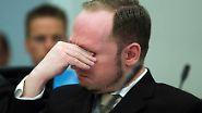 Rechtsstaat gegen Menschenhasser: Breivik steht vor Gericht