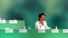 Beer auf dem Bundesparteitag der Grünen 2004.