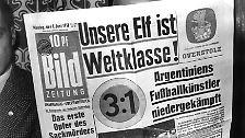 """100. Geburtstag von Axel Springer: """"Ich bin nur von Frauen verfolgt worden"""""""