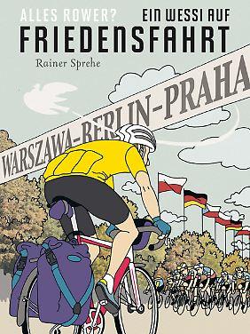 """""""Ein Wessi auf Friedensfahrt"""" ist im Verlag Covadonga erschienen."""
