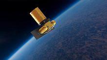 So stellen sich die Firmengründer das Teleskop vor, das bald Asteroiden auskundschaften soll.