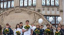 Längst lernt eine neue Schülergeneration am Gutenberg-Gymnasium.