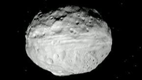 Asteroide voller Platin: Forscher planen Rohstoffabbau im Weltall