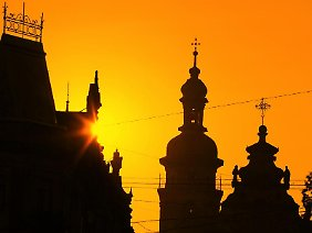 Herausgeputzt für die EM: Lwiw gilt noch als Geheimtipp für Osteuropareisende.