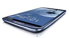 Das Samsung Galaxy S3: Alleskönner in Weiß und Blau