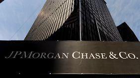 Riskante Finanzwetten: JP Morgan verzockt Milliarden