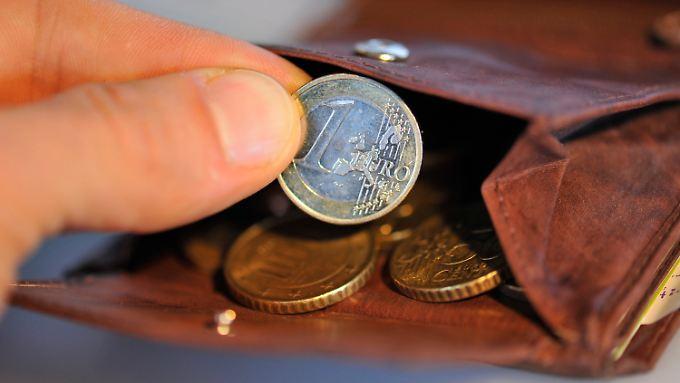Entlastung für die Portemonnaies: Die Inflationsrate sinkt im September.