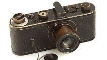 Bitte recht freundlich: Die Rekord-Leica.
