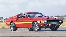 """Und mit der Aktion """"Rent a Racer"""" schrieb der Shelby GT-350H Geschichte bei Automobilvermietern."""