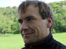 Der Jurist Siegfried Fröhlich.