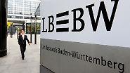 Im Visier der Staatsanwaltschaft: Die Köpfe der LBBW