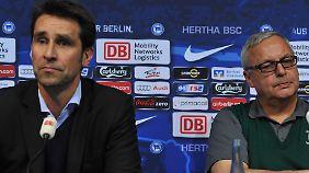Horrorsaison noch nicht zu Ende: Hertha legt Einspruch ein