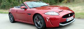 Der Jaguar XKR-S, die ultimative Ausbaustufe des des XK Coupés, trägt einen leistungsgesteigerten V8-Motor mit Kompressoraufladung und Benzindirekteinspritzung unter der Haube.