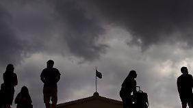 Diplomatische Verstimmung mit Griechenland: Schlug Merkel Euro-Referendum vor?