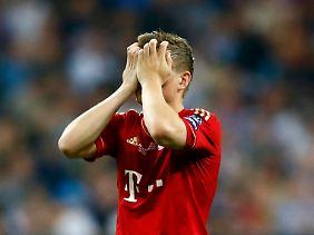 Toni Kroos und der FC Bayern dominierten das Finale, gewannen es aber nicht.