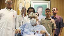 Der Lockerbie-Attentäter al-Megrahi ist laut seinem Bruder in Tripolis gestorben.
