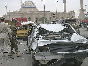 Vom Frieden ist der Irak noch immer weit entfernt.