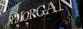 Die Risiken nicht richtig im Griff: JP Morgan kämpft nicht nur mit einer verhängnisvollen Außenwirkung.