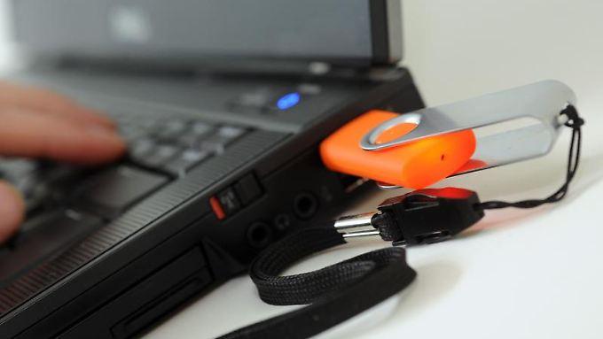 USB-Sticks werden ab 1. Juli deutlich teurer.