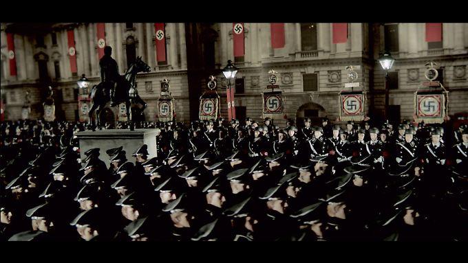 Endlich geschafft: London gehört zum Deutschen Reich.