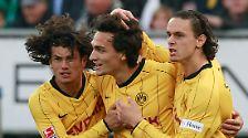 "Unbesiegbar dank Hummels/Subotic: ""Kinderriegel"" als BVB-Erfolgsrezept"