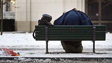 20.000 Menschen ohne Wohnung: Berlin wird Hauptstadt der Obdachlosen