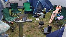 Rocken bis zur Rente: Die Eifel kocht, der Park erbebt