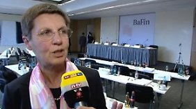 """BaFin-Chefin zur Krise des Euro: """"Banken brauchen mehr Eigenkapital"""""""