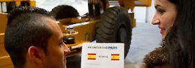 Bis 2025 fehlen Deutschland laut dem Chef der Bundesanstalt für Arbeit, Weise, mehr als drei Millionen Arbeitskräfte.