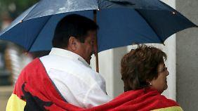 Für Experten umstrittener Schritt: Spanien will unter den Rettungsschirm