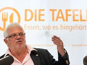 Gerd Häuser spricht sich auch gegen das Betreuungsgeld aus.