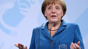 Griechen wollen nachverhandeln: Merkel lehnt Zugeständnisse ab