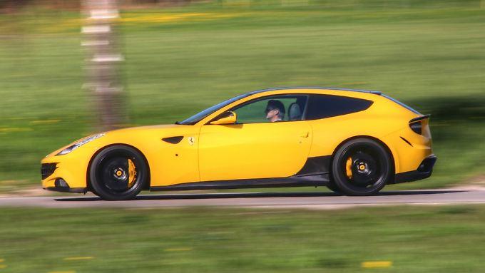 Einen Preis für den getunten Ferrari nennt Novitec Rosso nicht.