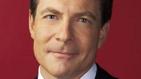 CNN-Moderator Jonathan Mann.
