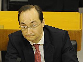 Dirk Notheis wurde im März als Zeuge vom EnBW-Untersuchungsausschuss vernommen.