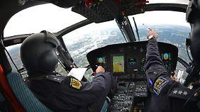 Letzte Eurocopter übergeben: GSG9-Flotte rundum erneuert