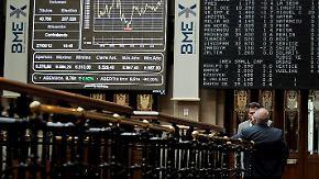 Sparen oder Eurobonds?: EU-Zwist verunsichert die Märkte