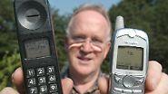 Fluch und Segen: Seit 20 Jahren Handys für alle