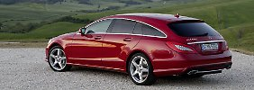 Der Mercedes CLS Shooting Brake geht in Serie.