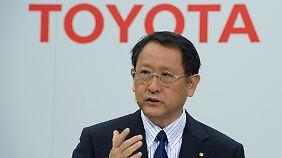 Neue Strategie statt Pannenserie: Toyota ist zurück an der Spitze