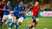 Die Uefa hat gewählt: Die besten Spieler der EM 2012