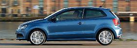 Zum ersten Mal wird im Polo BlueGT eine Zylinderabschaltung in einem Vierzylindermotor angeboten.