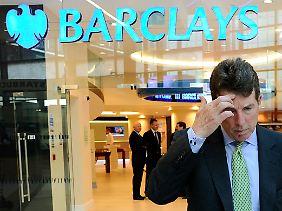 """""""Externer Druck"""": Diamond galt selbst unter Londons Bankern als nicht unumstritten (Archivbild)."""