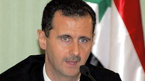 Assads Rückhalt schwindet: Hochrangiges Militär flieht in die Türkei